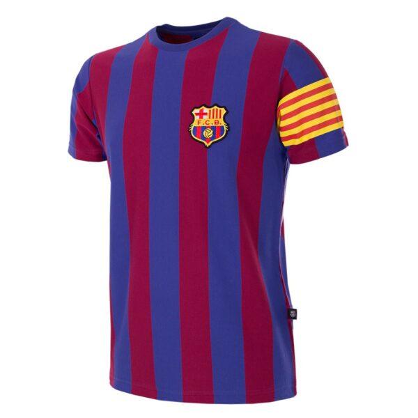 FC Barcelona Captain Retro T-Shirt