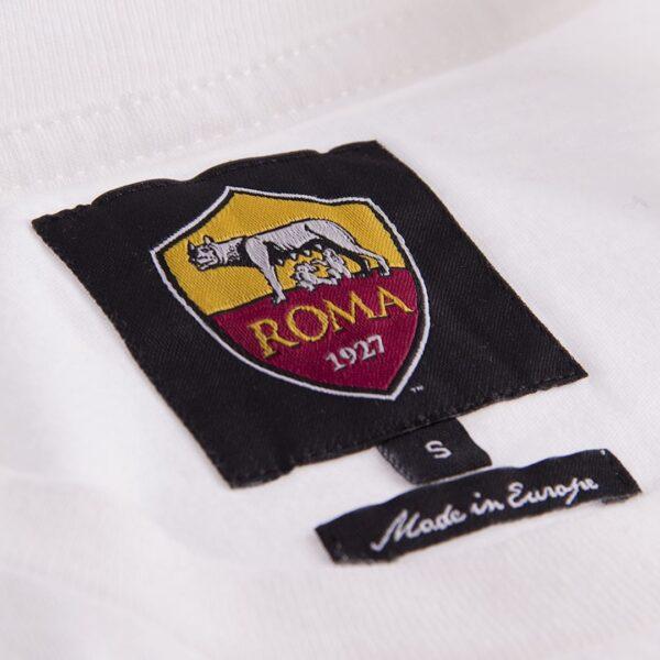 AS Roma Retro T-Shirt 4