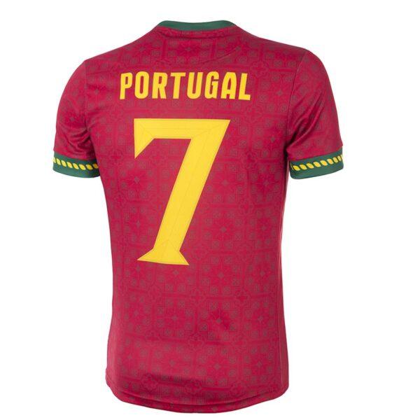 Portugal Voetbalshirt 2