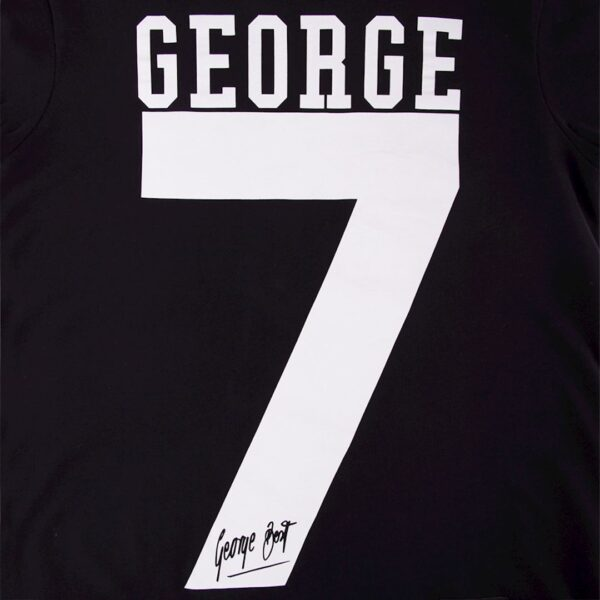 George Best Number 7 T-Shirt 2
