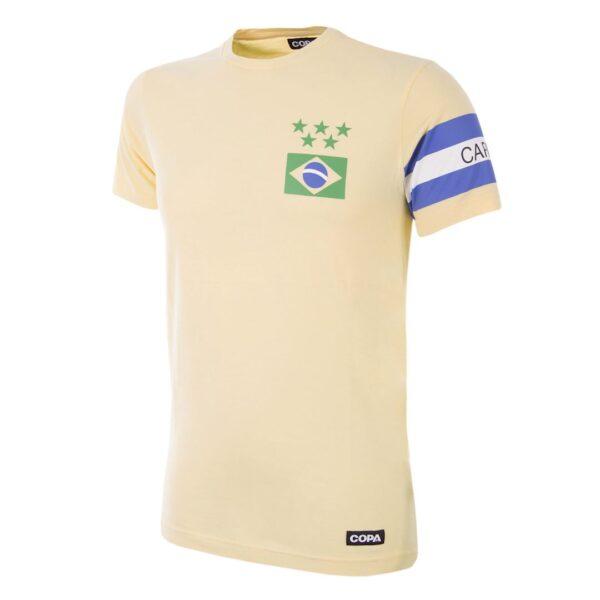 Brazilië Captain T-Shirt