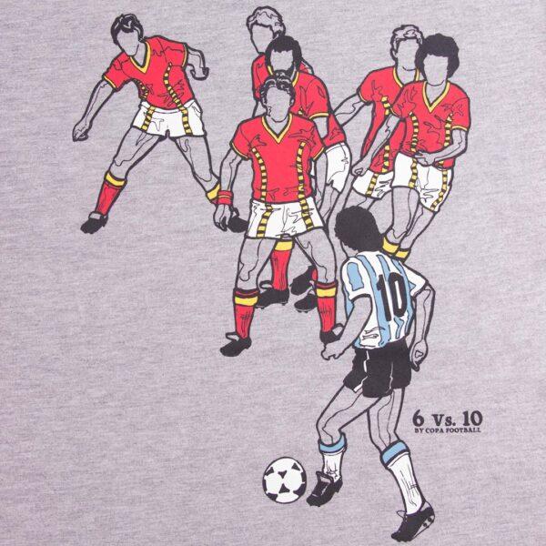 6 vs. 10 T-Shirt 2