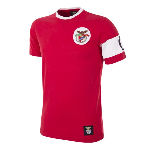 Benfica Retro Captain T-Shirt