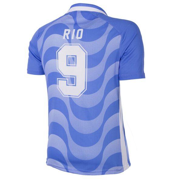 Rio de Janeiro Voetbalshirt 2