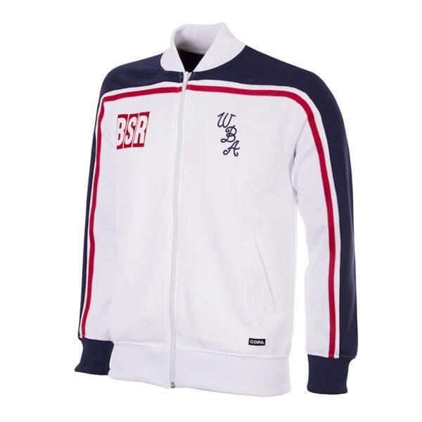 West Bromwich Albion 1982 - 83 Retro Trainingsjack