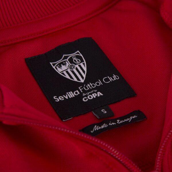 Sevilla FC 1970 - 71 Retro Trainingsjack 6