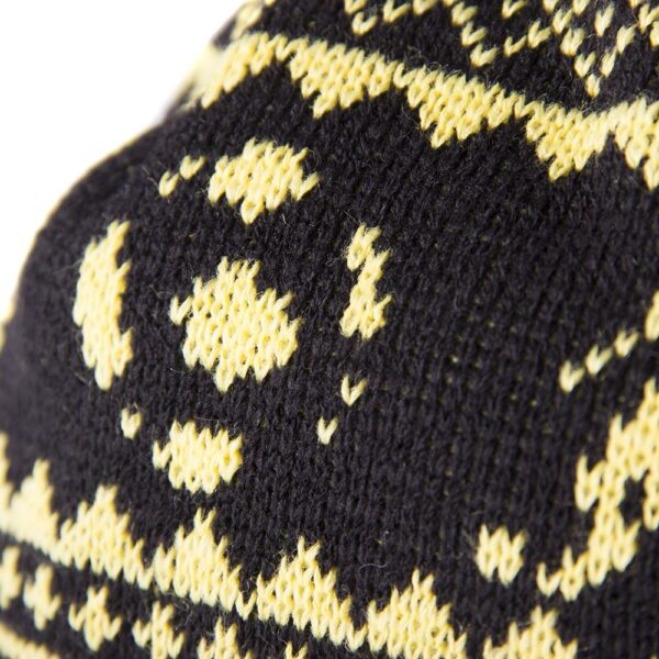 Nordic Knit Beanie 6