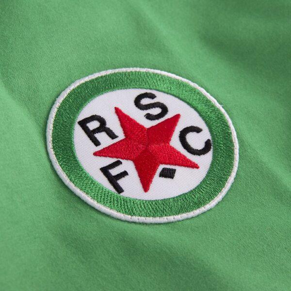 Red Star 1970's Retro Voetbalshirt 2