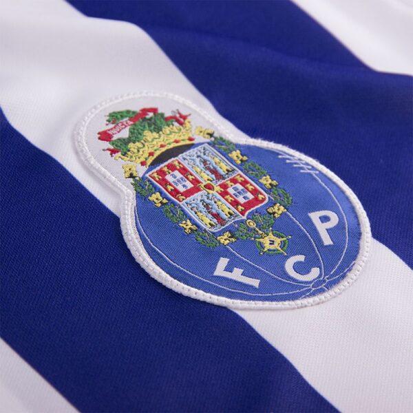 FC Porto 2002 Retro Voetbalshirt 2