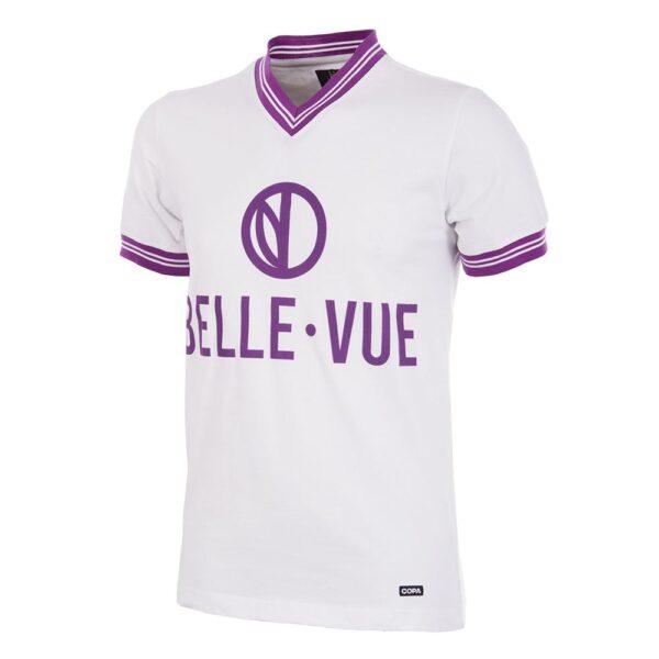 Anderlecht 1973 - 74 Uit Retro Voetbalshirt