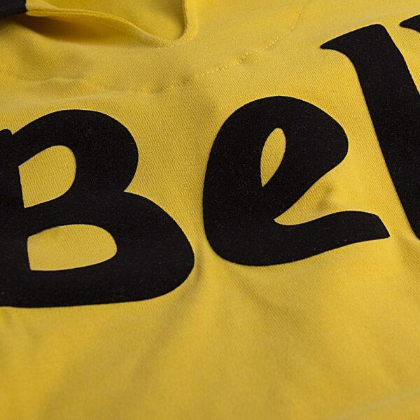 Berchem Sport 1970's Retro Voetbalshirt 2