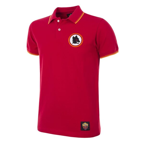 AS Roma Retro Polo