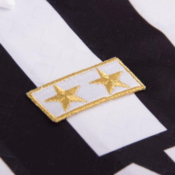 Juventus 1992 - 93 Coppa UEFA Retro Voetbalshirt 2