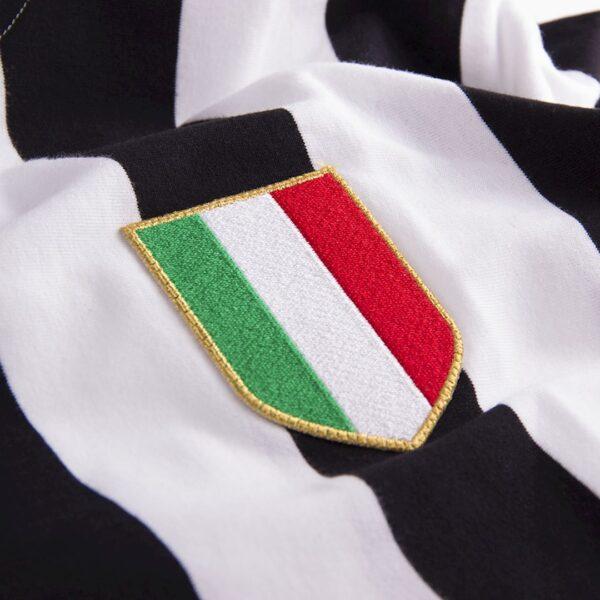 Juventus 1951 - 52 Retro Voetbalshirt 2