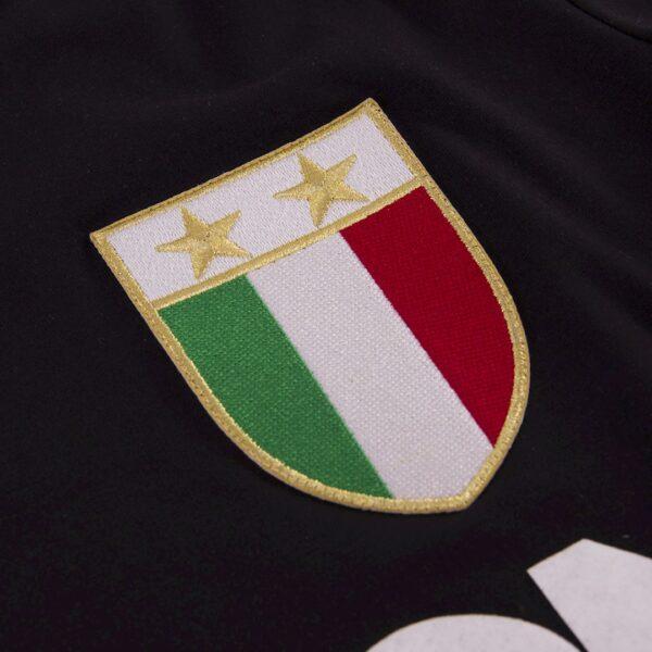 Juventus 1986 - 87 Uit Retro Voetbalshirt 2