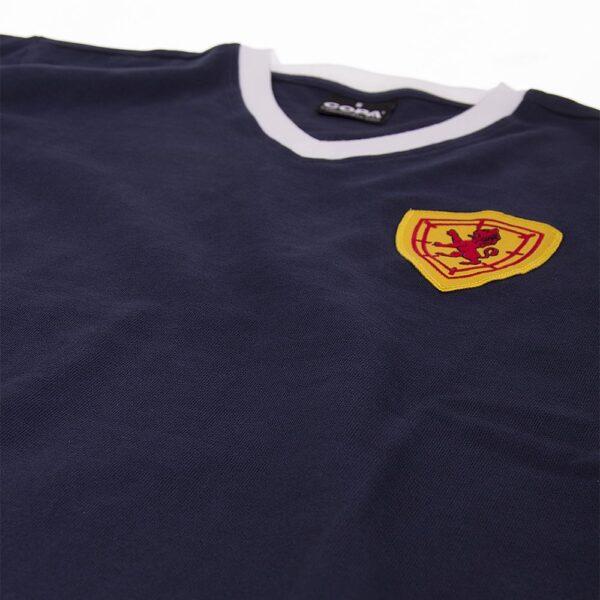 Schotland 1960's Retro Voetbalshirt 6