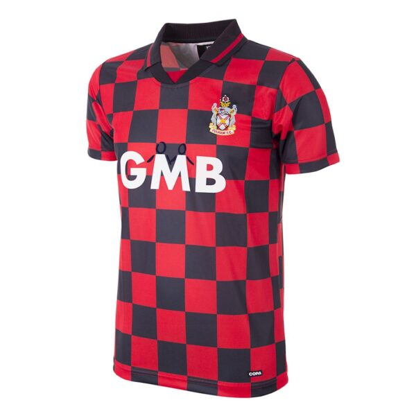 Fulham FC 1996 - 97 Uit Retro Voetbalshirt