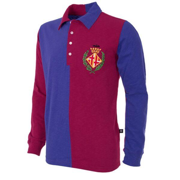FC Barcelona 1899 Retro Voetbalshirt