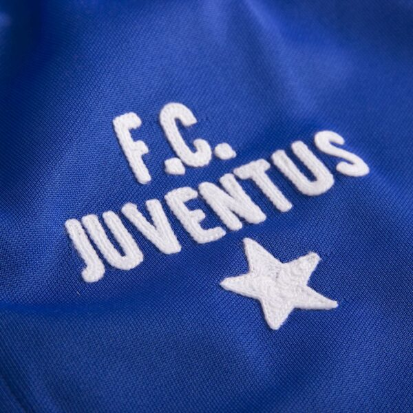 Juventus 1975 - 76 Retro Trainingsjack 2