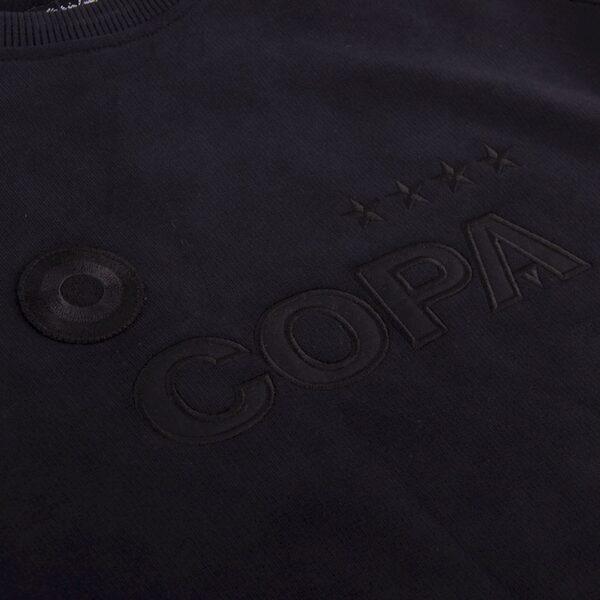 COPA All Black Logo Sweater 4