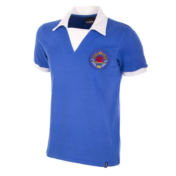 Joegoslavië 1980's Retro Voetbalshirt