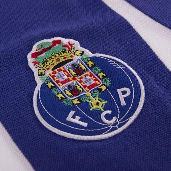 FC Porto 1951 - 52 Retro Voetbalshirt 2