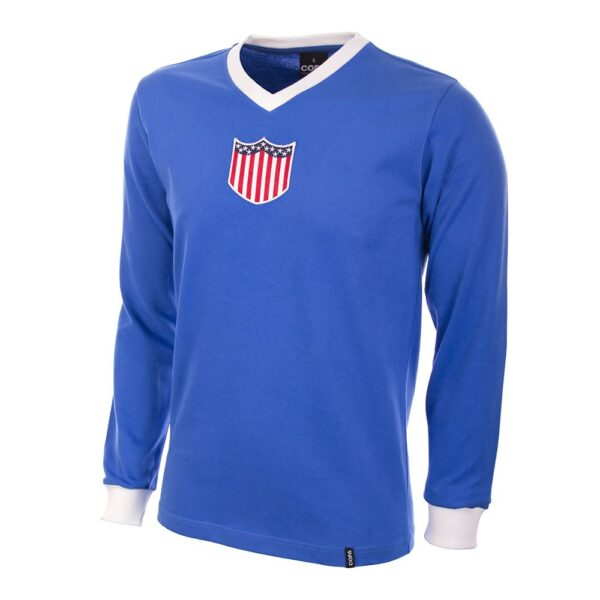USA 1934 Retro Voetbalshirt