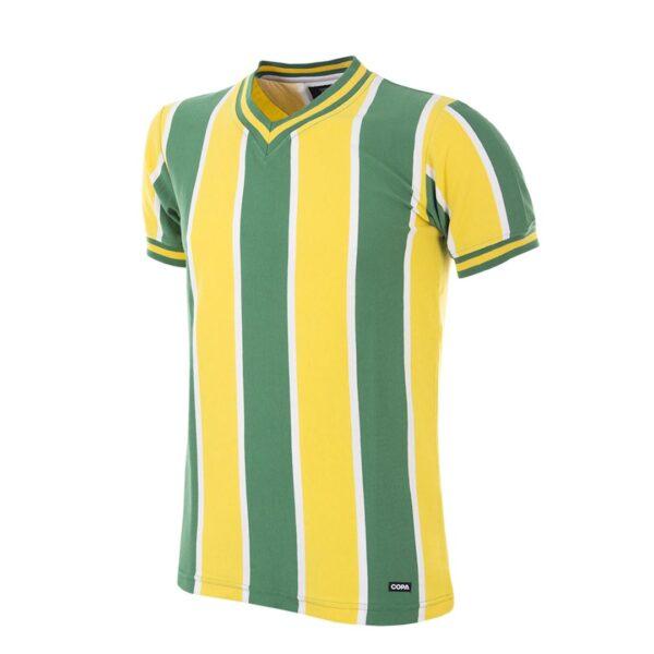 FC Nantes 1965 - 66 Retro Voetbalshirt