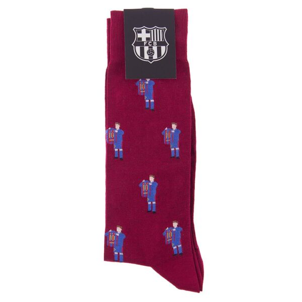 FC Barcelona Messi Casual Sokken 2