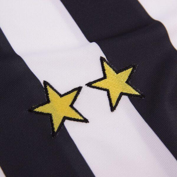 Juventus 1994 - 95 Retro Voetbalshirt 2