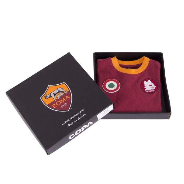 AS Roma 'My First Voetbalshirt' 10