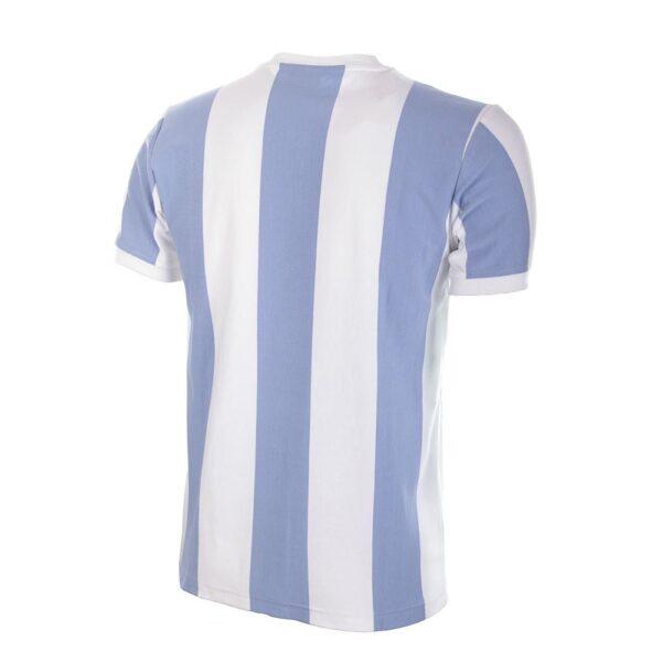 Argentinië 1960's Retro Voetbalshirt 4