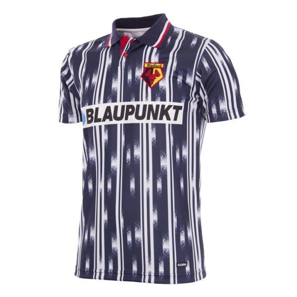 Watford FC 1993 - 95 Uit Retro Voetbalshirt
