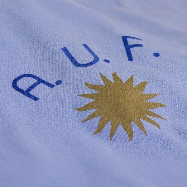 Uruguay 1970's Retro Voetbalshirt 2
