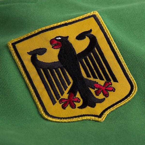 West-Duitsland Uit 1970's Retro Voetbalshirt 2