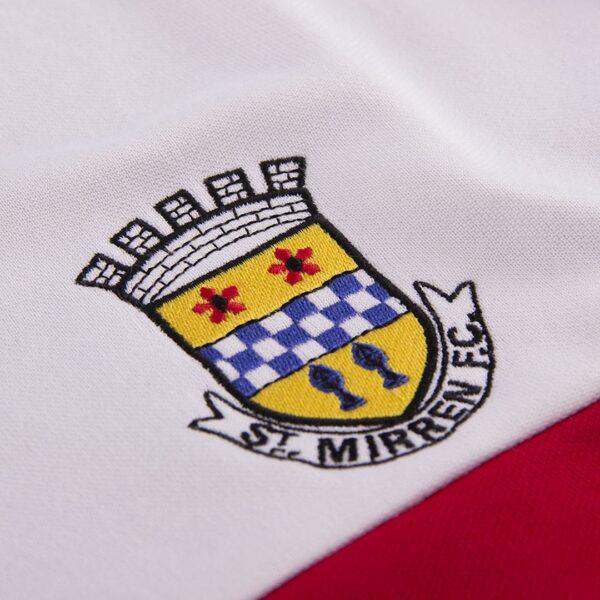 St. Mirren 1988 - 89 Retro Trainingsjack 2