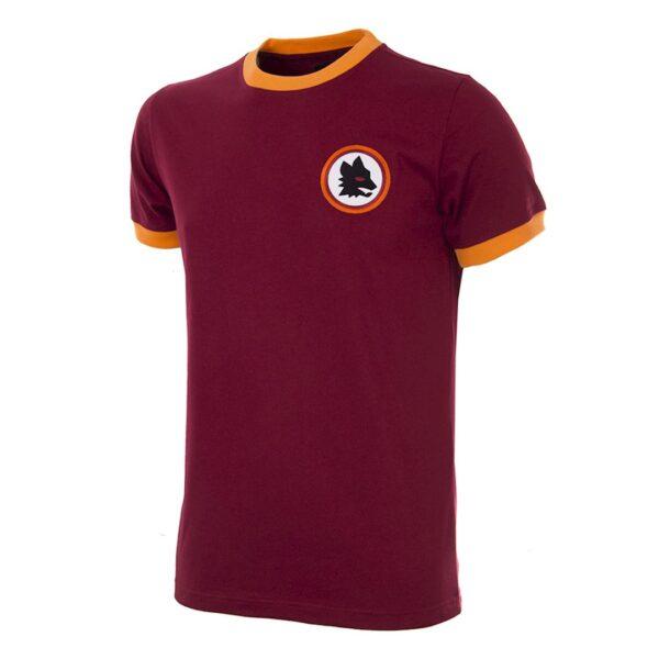 AS Roma 1978 - 79 Retro Voetbalshirt