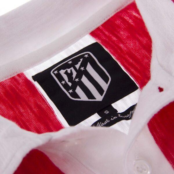 Atletico Madrid 1939 - 40 Retro Voetbalshirt 6