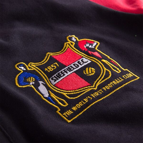 Sheffield FC 1950's Retro Voetbalshirt 2