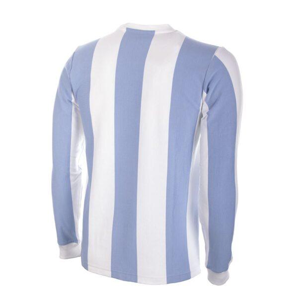 Argentinië 1970's Retro Voetbalshirt 4