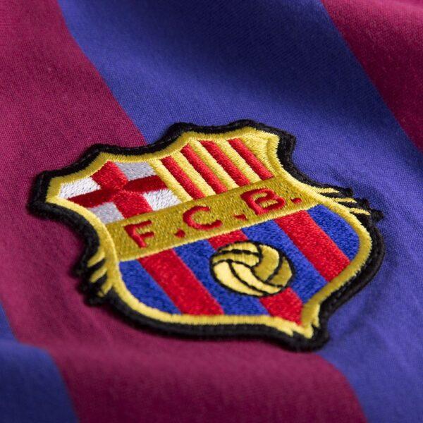 FC Barcelona Captain Retro T-Shirt 2