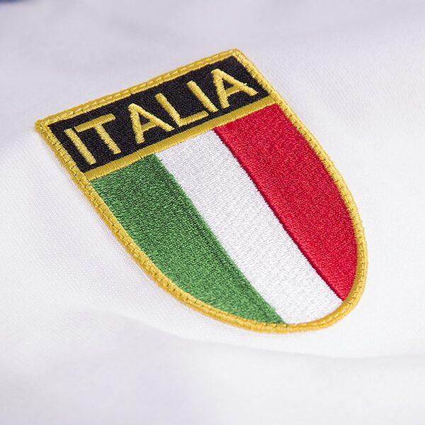Italië Uit WK 1982 Retro Voetbalshirt 2