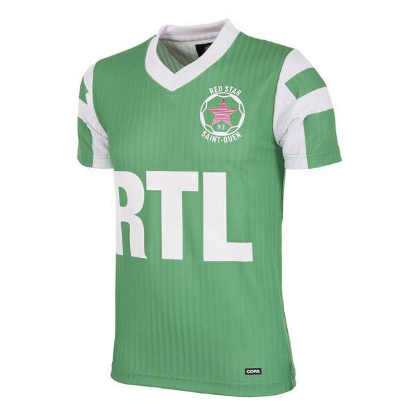 Red Star 1991 - 92 Retro Voetbalshirt