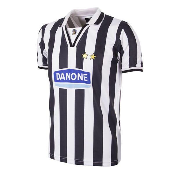 Juventus 1994 - 95 Retro Voetbalshirt