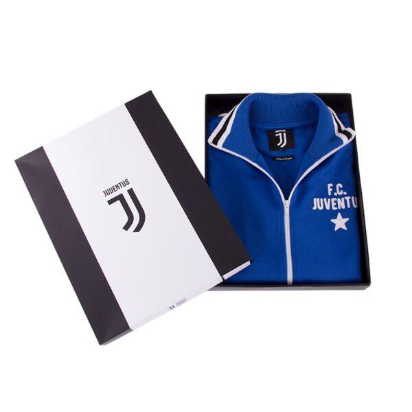 Juventus 1975 - 76 Retro Trainingsjack 8