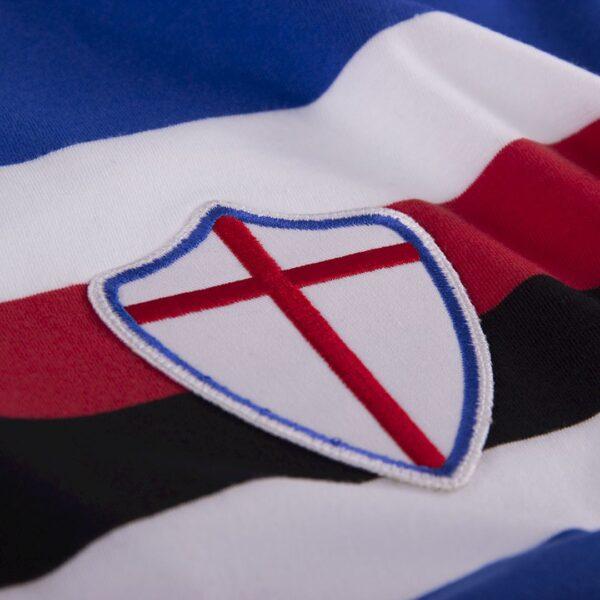 Sampdoria Retro T-shirt 2