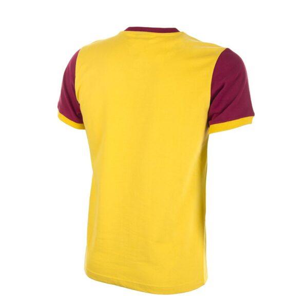 Dukla Praag Uit 1960's Retro Voetbalshirt 4