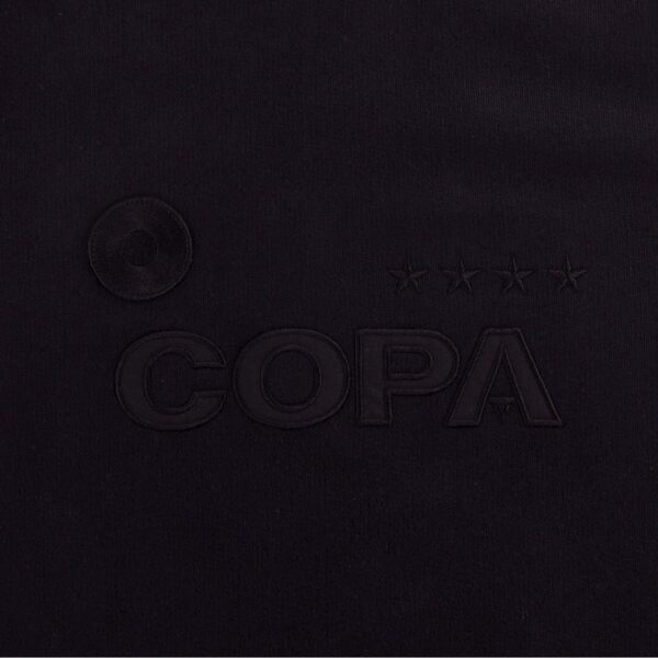 COPA All Black Logo Sweater 2