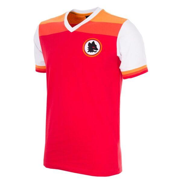 AS Roma 1978-79 Retro Voetbalshirt