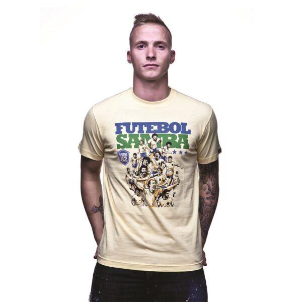 Futebol Samba T-Shirt 4